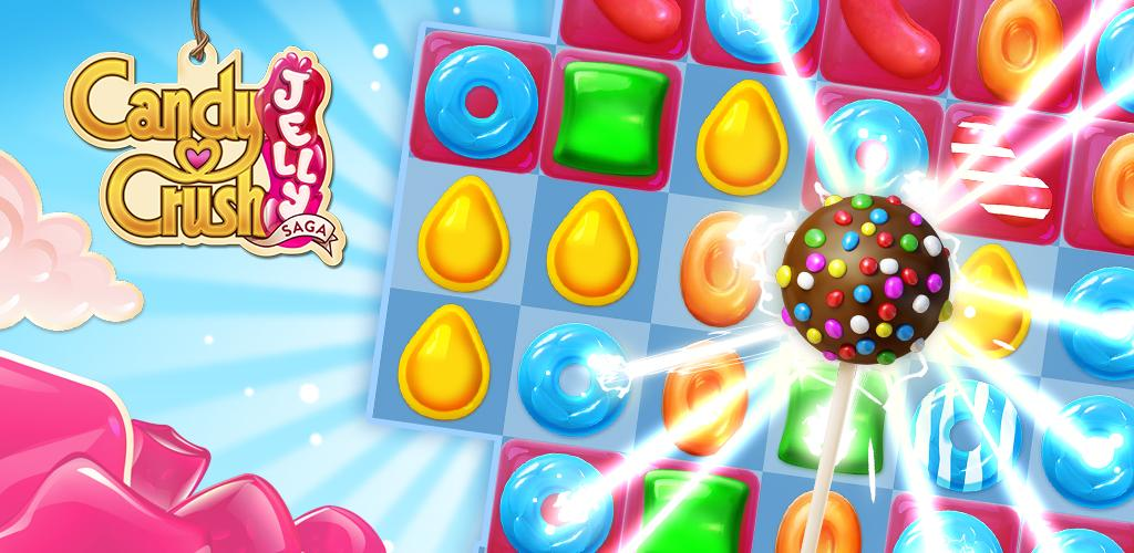 دانلود Candy Crush Jelly Saga 2.34.41 – بازی کندی کراش ژله ای اندروید + مود