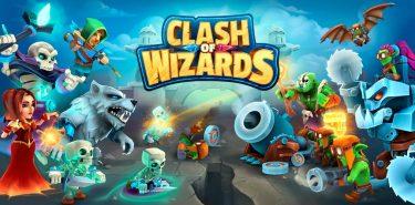 دانلود Clash of Wizards 0.21.3 بازی نبرد جادوگران اندروید
