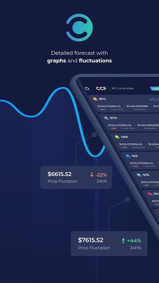 دانلود CryptoCoins Forecast 3.2.2 پیش بینی قیمت ارزهای دیجیتال