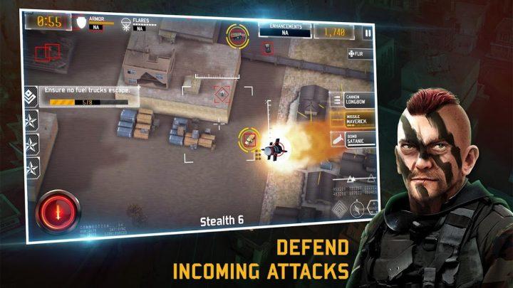 دانلود Drone : Shadow Strike 3 1.11.116 – بازی حمله پهپاد 3 اندروید + مود