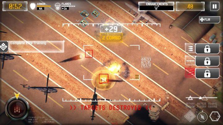 دانلود Drone : Shadow Strike 3 1.24.120 بازی حمله پهپاد 3 اندروید + مود