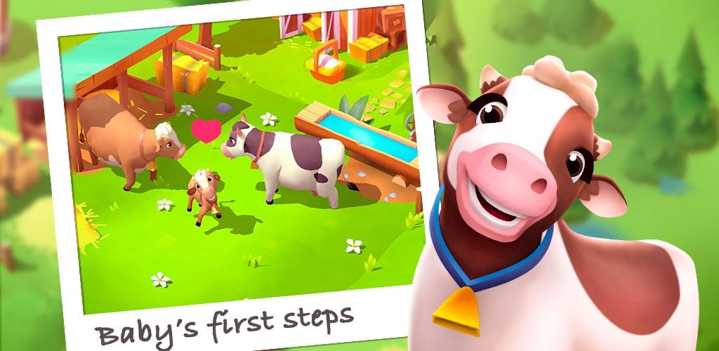FarmVille 3 – Animals 1.0.3936 دانلود بازی مزرعه حیوانات اندروید + مود