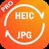 Heic to JPG Converter Pro 1.0 تبدیل فرمت Heic به JPG در اندروید