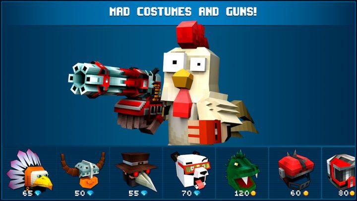 دانلود Mad GunZ 2.1.4 بازی تفنگداران دیوانه اندروید + مود