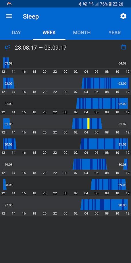 دانلود Master for Mi Band Pro 3.1.0 برنامه دستبند می بند اندروید