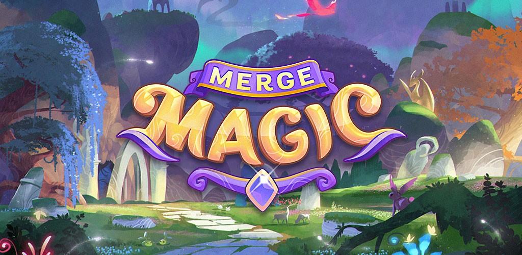 دانلود Merge Magic 4.1.0 – بازی پازلی جادوی ترکیب اندروید + مود