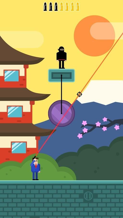 دانلود Mr Bullet – Spy Puzzles 5.1 بازی فکری آقای گلوله اندروید + مود