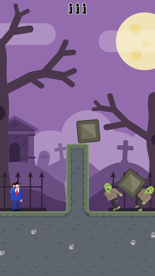Mr Bullet – Spy Puzzles 1.11 دانلود بازی فکری آقای گلوله اندروید + مود