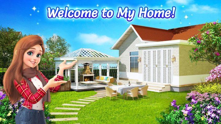 دانلود My Home – Design Dreams 1.0.182 – بازی طراحی خانه رویایی اندروید + مود