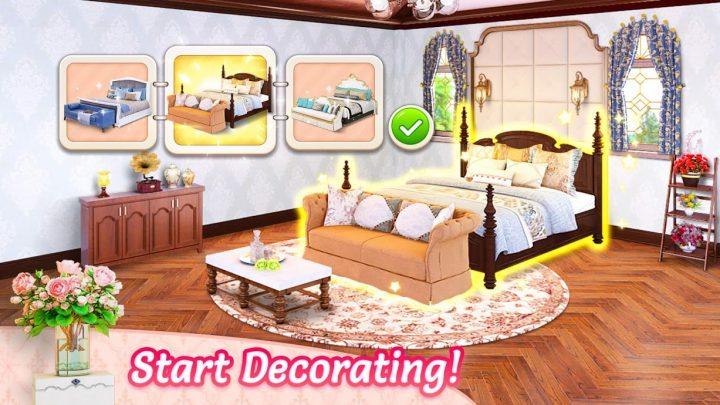 دانلود My Home – Design Dreams 1.0.348 بازی طراحی خانه اندروید + مود