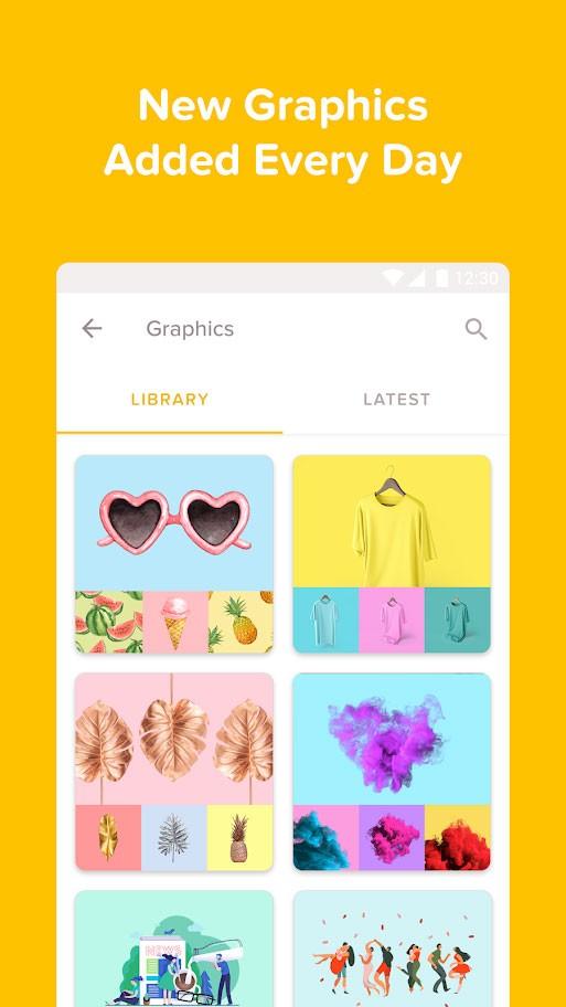 دانلود Over: Edit & Add Text to Photos Pro 6.5.0 برنامه ویرایش عکس اندروید