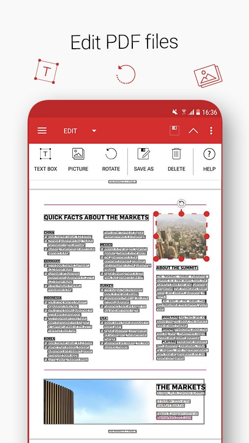 دانلود PDF Extra Premium 7.0.1008 – برنامه مشاهده، اسکن و تبدیل PDF اندروید