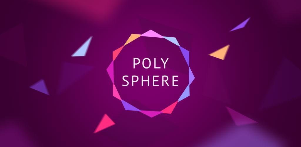 دانلود Polysphere 1.5.4 بازی پازلی و فکری پولیسفر اندروید + مود