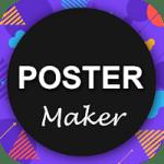 دانلود Poster Maker Flyer Maker Pro 3.7 برنامه ساخت پوستر و بروشور