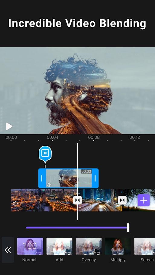 دانلود VivaCut Pro 1.3.1 برنامه ویرایش فیلم حرفه ای اندروید