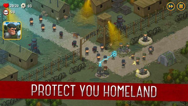 دانلود World War 2: Offline Strategy 1.7.458 بازی جنگ جهانی دوم اندروید + مود