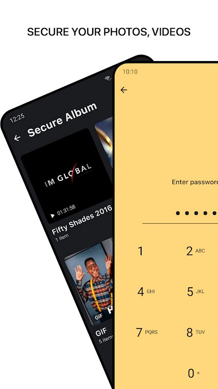 دانلود 1Gallery Premium 1.0.5-4.290121 گالری و قفل عکس و فیلم اندروید