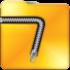 دانلود 7Zipper 2.0 (7zip, rar, zip) Full 2.9.17 مدیریت فایل فشرده اندروید