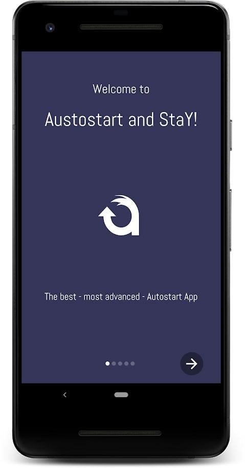 دانلود Autostart and StaY Pro 4.1.1 اجرای خودکار و مداوم برنامه ها اندروید