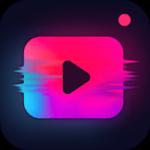 دانلود Video Editor – Glitch Video Effect & Edit Videos Pro 1.2.3.2 افکت فیلم اندروید