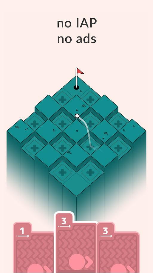 دانلود Golf Peaks 3.10 – بازی قله های گلف برای اندروید