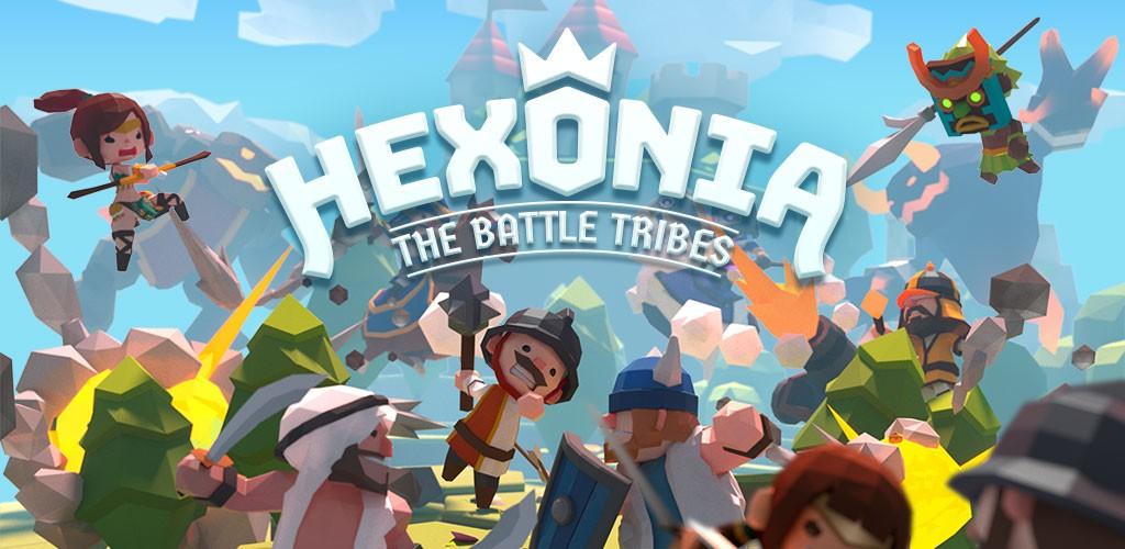 دانلود Hexonia 1.1.13 – بازی استراتژیک هگزونیا برای اندروید + مود