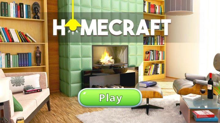 دانلود Homecraft Home Design Game 1.4.11 – بازی طراحی خانه اندروید + مود