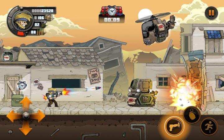 دانلود Metal Soldiers 2 2.80 بازی سربازان آهنین 2 اندروید + مود