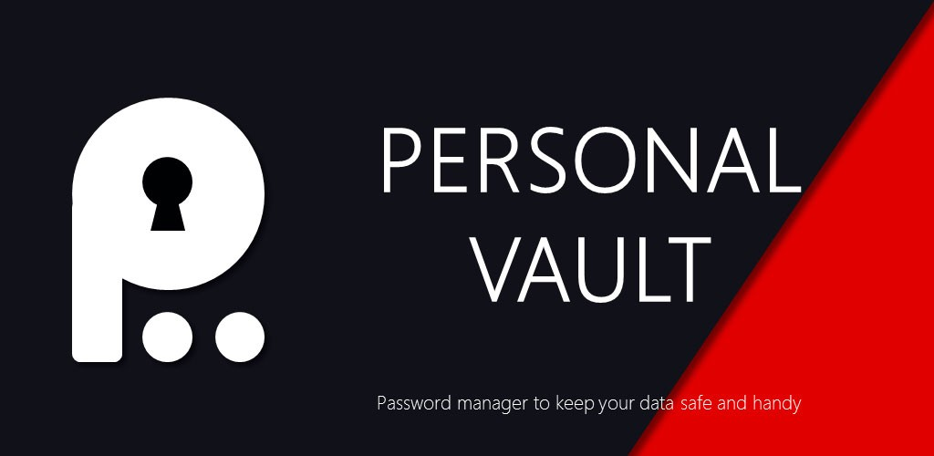 دانلود Personal Vault PRO 3.10-full برنامه مدیریت پسورد اندروید