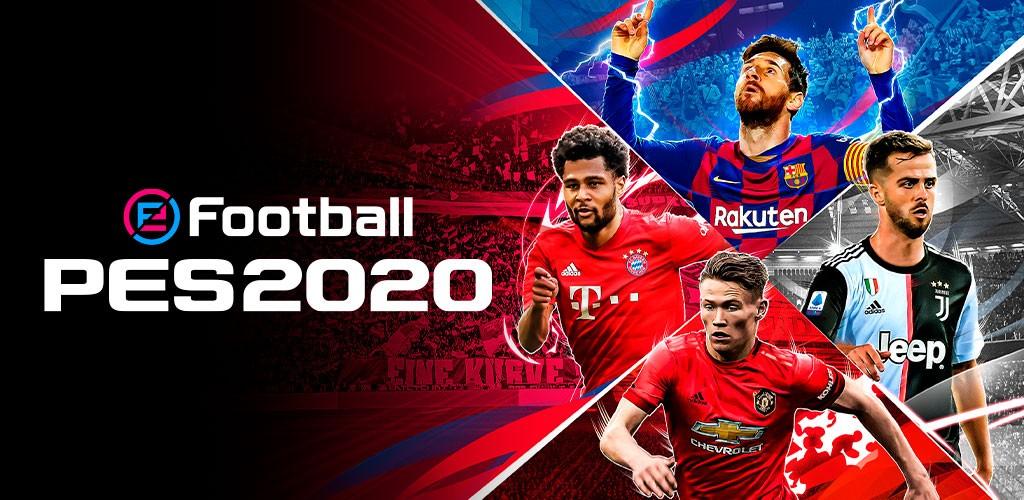 دانلود eFootball PES 2021 5.3.0 بازی فوتبال پی اس 2021 اندروید