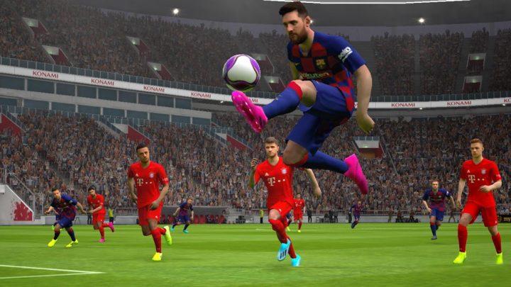 دانلود eFootball PES 2020 4.1.0 – بازی فوتبال پی اس 2020 اندروید