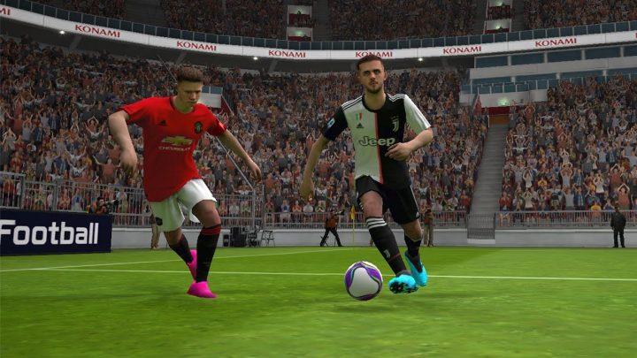 دانلود eFootball PES 2020 4.0.1 بازی فوتبال PES 2020 برای اندروید