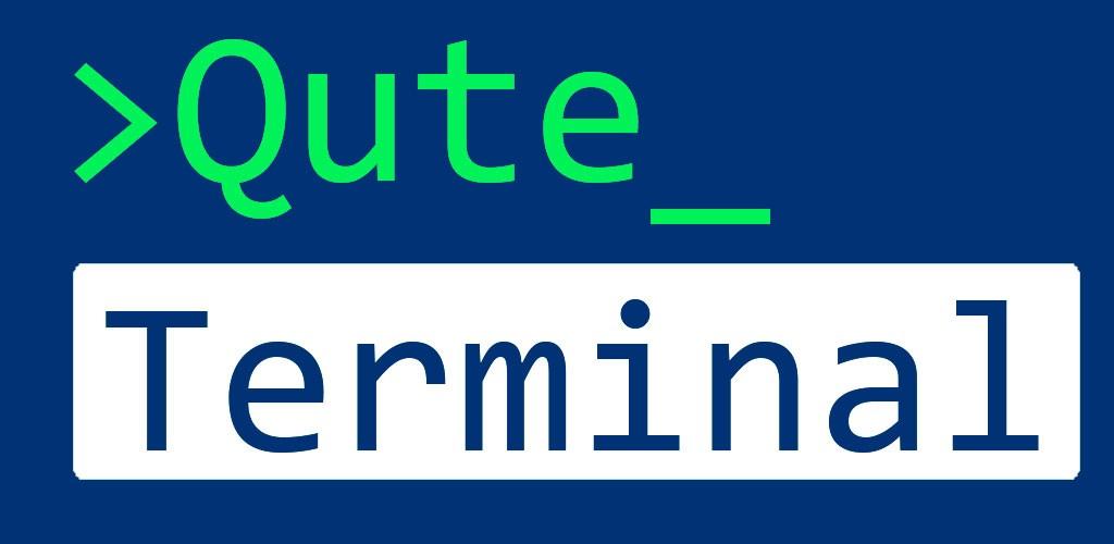 دانلود Qute: Command Console & Terminal Emulator Pro 3.16 – اندروید