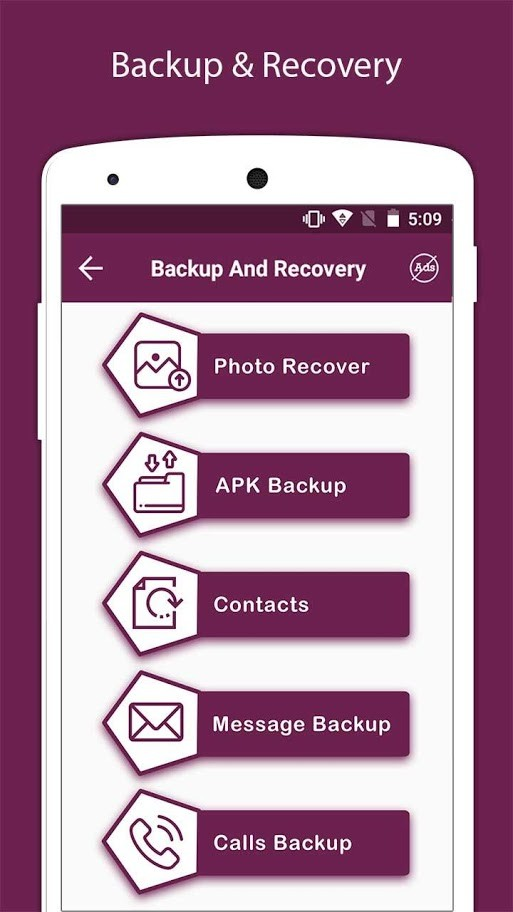 دانلود Recover Deleted All Photos, Files And Contacts Pro 3.5 – اندروید