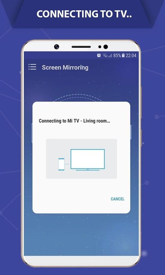 دانلود Screen Mirroring – (Castto) Pro 2.2.5 نمایش صفحه گوشی روی تلویزیون