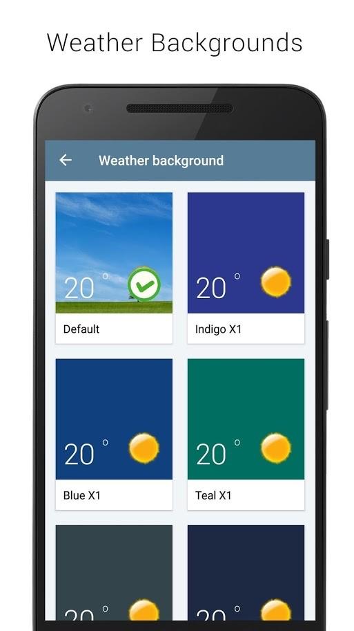دانلود Sense Flip Clock & Weather (Ad-free) 5.32.1 ویجت ساعت و آب و هوا اندروید