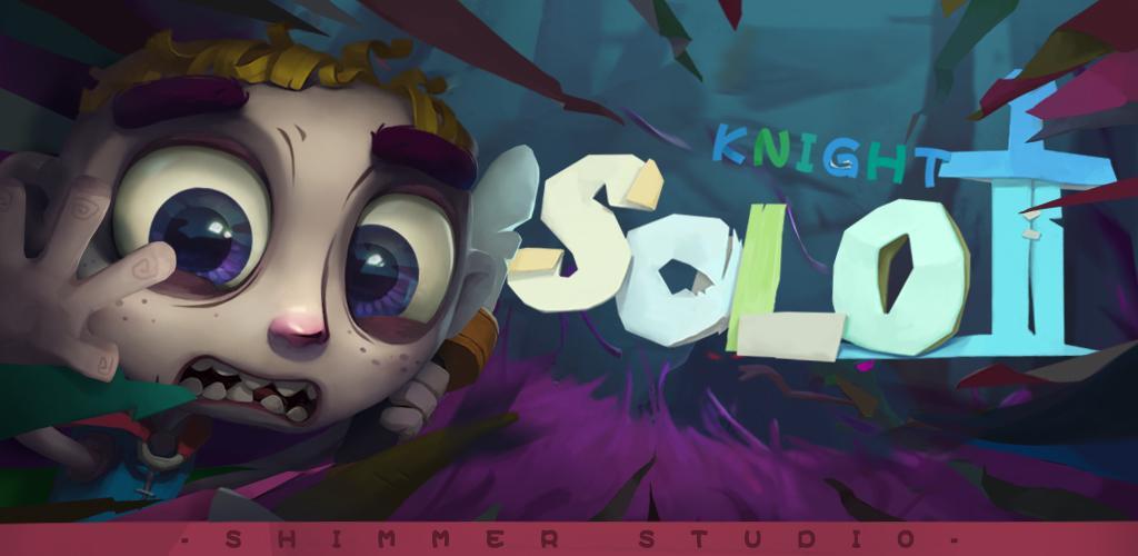 دانلود Solo Knight 1.1.015 بازی شوالیه تنها برای اندروید + مود