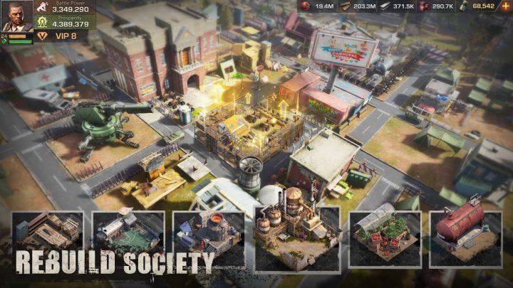 دانلود State of Survival 1.11.30 بازی ایالت بقا اندروید + مود