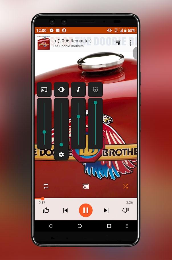 دانلود Volume Control Panel Pro 11.16 برنامه کنترل صدا اندروید
