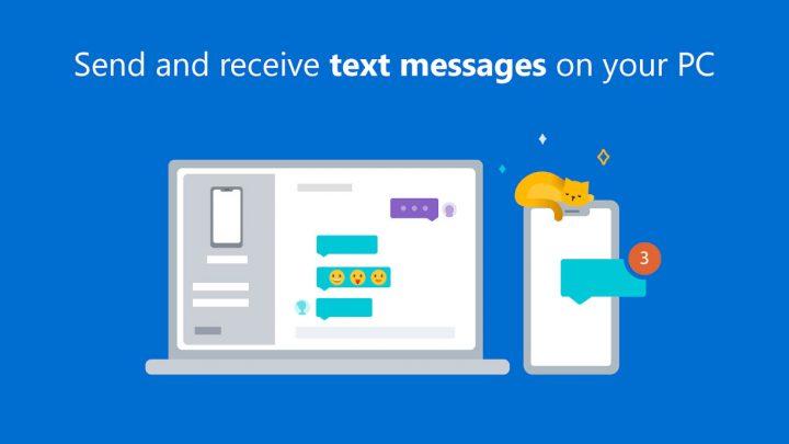 دانلود Your Phone Companion 1.21022.163.0 اتصال گوشی به کامپیوتر