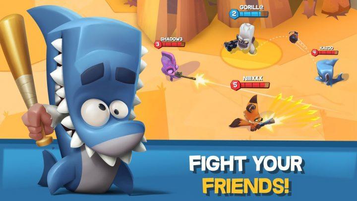 دانلود بازی Zooba: Free-for-all Battle Game 1.23.0 زوبا اندروید + مود