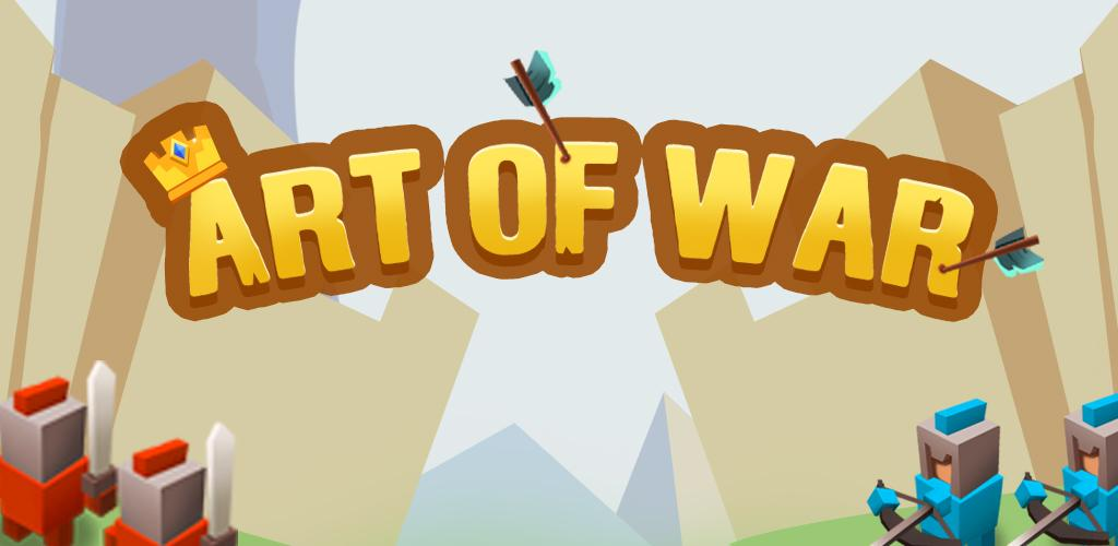دانلود Art of War 2.0.1 – بازی هنر جنگ اندروید + مود