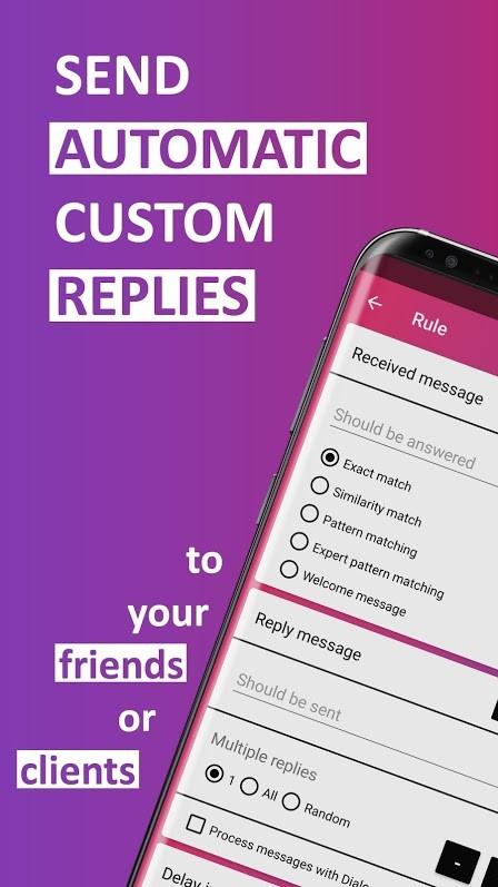 دانلود AutoResponder for Instagram Pro 2.0.3 – برنامه پاسخ خودکار در اینستاگرام