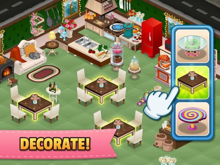 دانلود Cafeland – World Kitchen 2.1.40 بازی مدیریت رستوران اندروید + مود