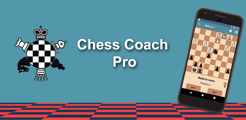 دانلود Chess Coach Pro 2.09 – بازی مربی شطرنج حرفه ای اندروید