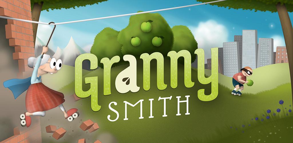 دانلود Granny Smith 1.3.8 – بازی مادربزرگ اسمیت اندروید + مود