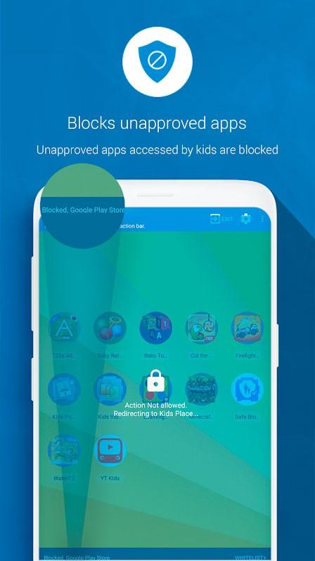 دانلود Kids Place – Parental Control Premium 3.5.8 – برنامه کنترل والدین اندروید