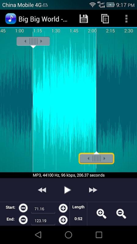 دانلود Ringtone Maker Pro 2.5.9 – نرم افزار ساخت آهنگ زنگ برای اندروید