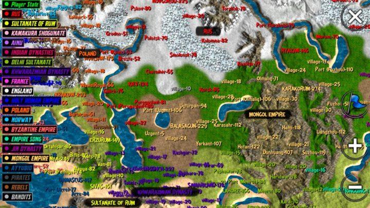 دانلود Steel And Flesh 2: New Lands 1.3 بازی قرون وسطی اندروید + مود