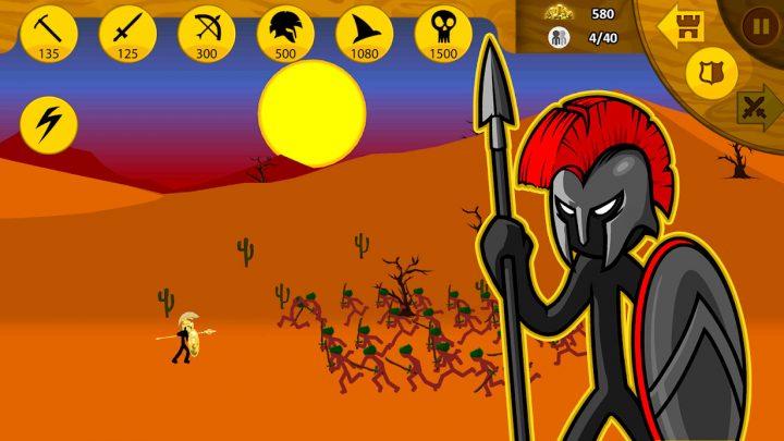 دانلود Stick War: Legacy 2.1.35 بازی استیک وار اندروید + مود